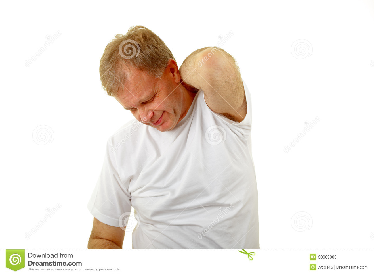 Itching Stock Photos - Image: 30969883