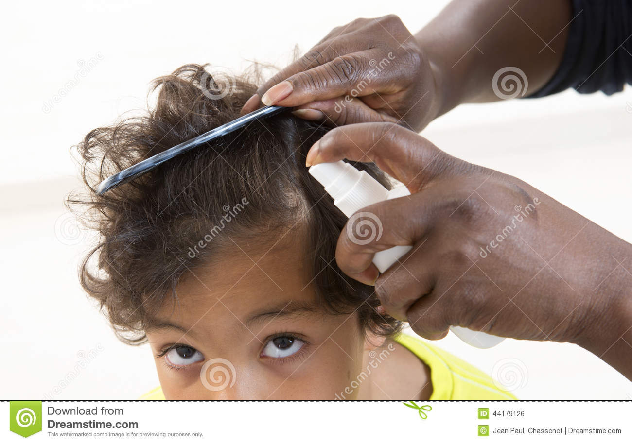 how to know if head lice is gone