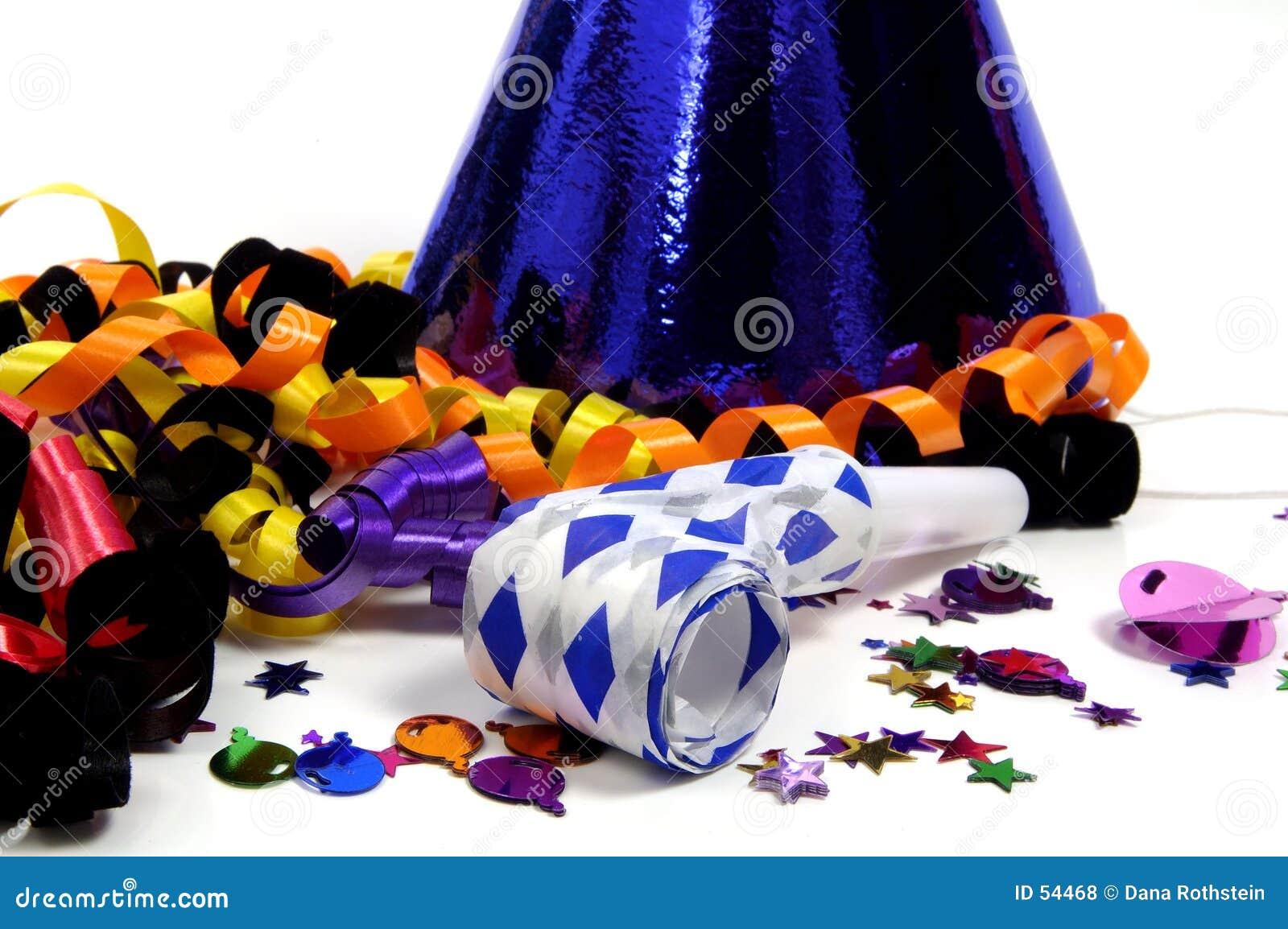 Items del partido
