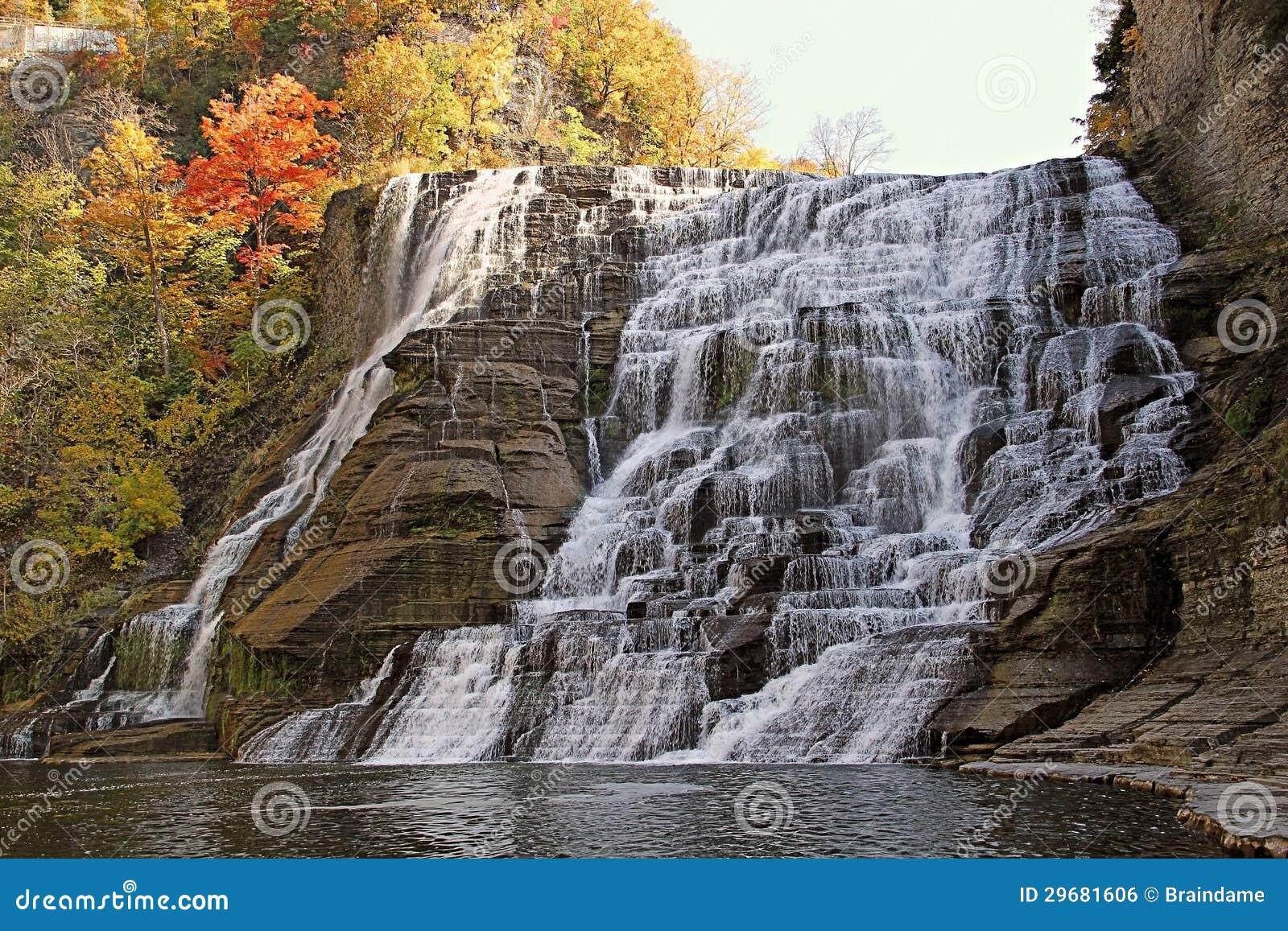 Ithaca Spada w jesieni
