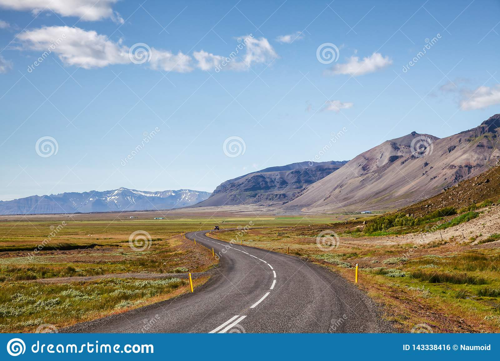 Itinéraire 1 Ring Road Eastern Iceland Scandinavia