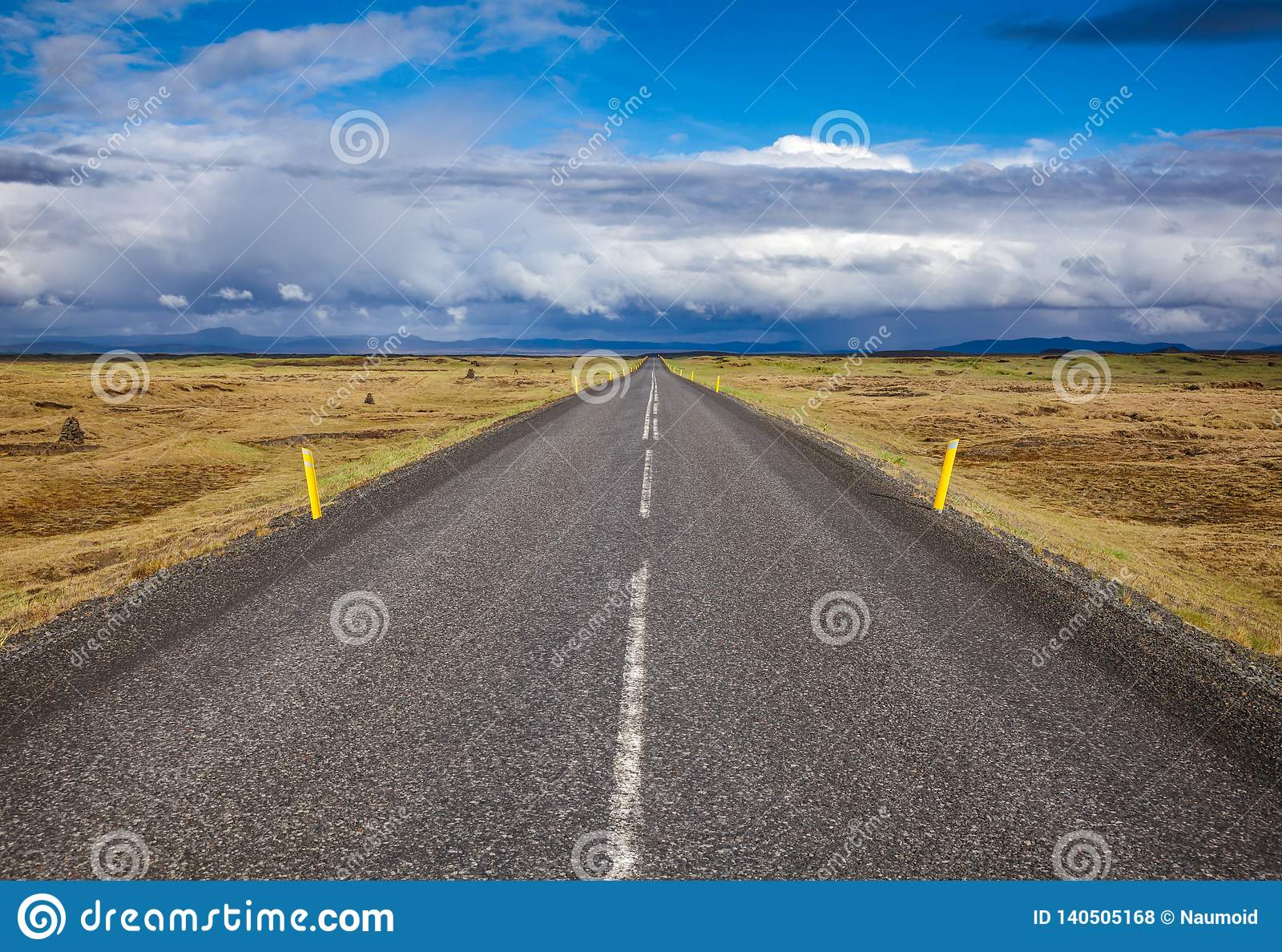 Itinéraire 1 Ring Road Northeastern Iceland Scandinavia