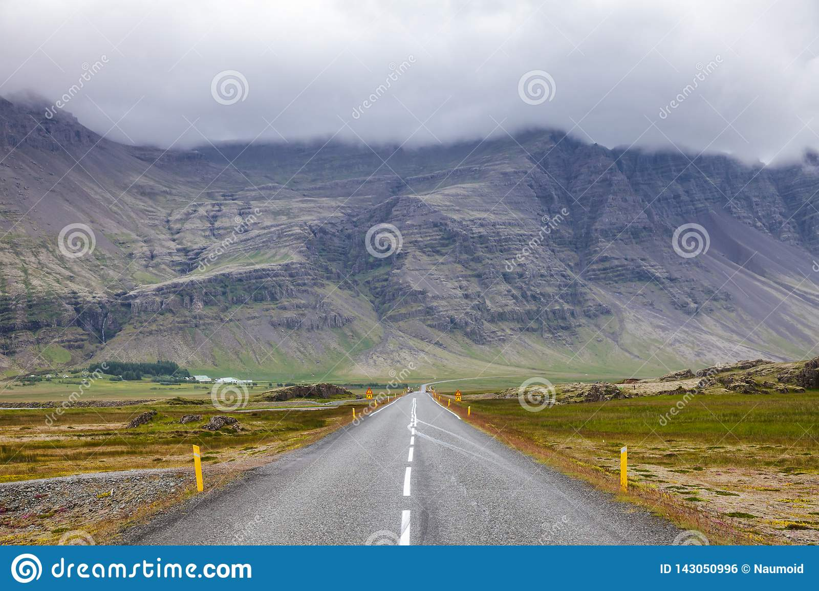 Itin?raire 1 Ring Road Eastern Iceland Scandinavia