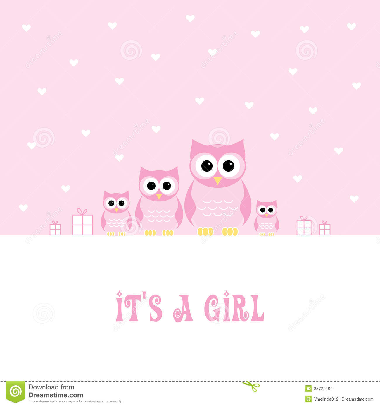 Download 1 Its a Girl Wallpaper