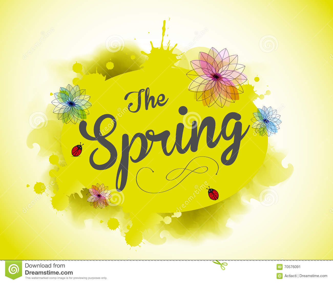Its Spring Time