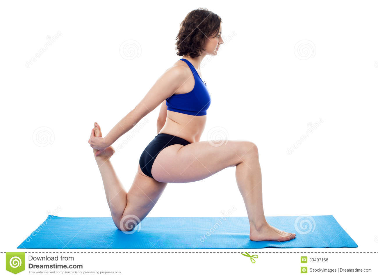 Its Workout Time Royalty Free Stock Image - Image: 33497166