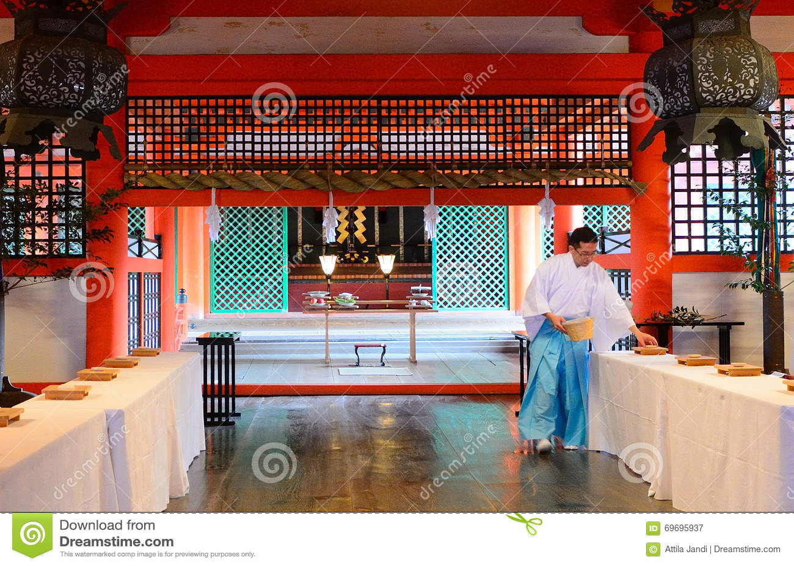 Itsukushima Shinto Shrine, Miyajima, Japan
