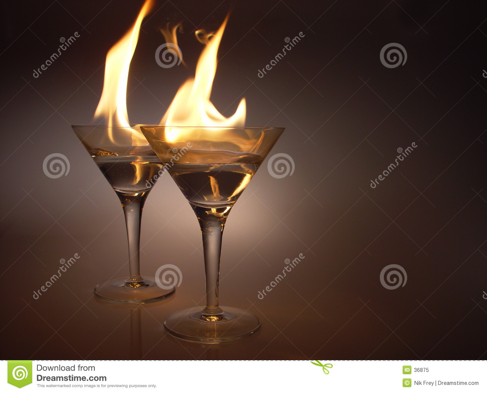 Iv firewater