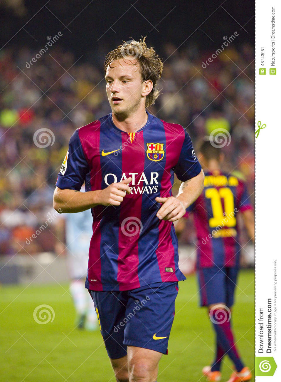 Ivan Rakitic Editorial Image