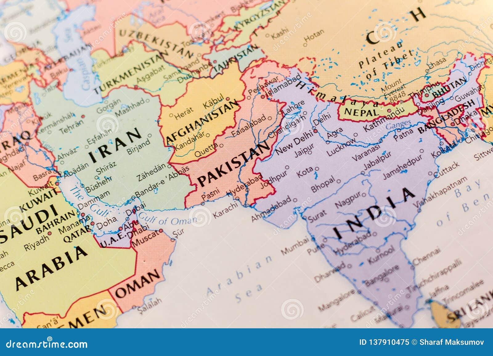Karachi Map 2019