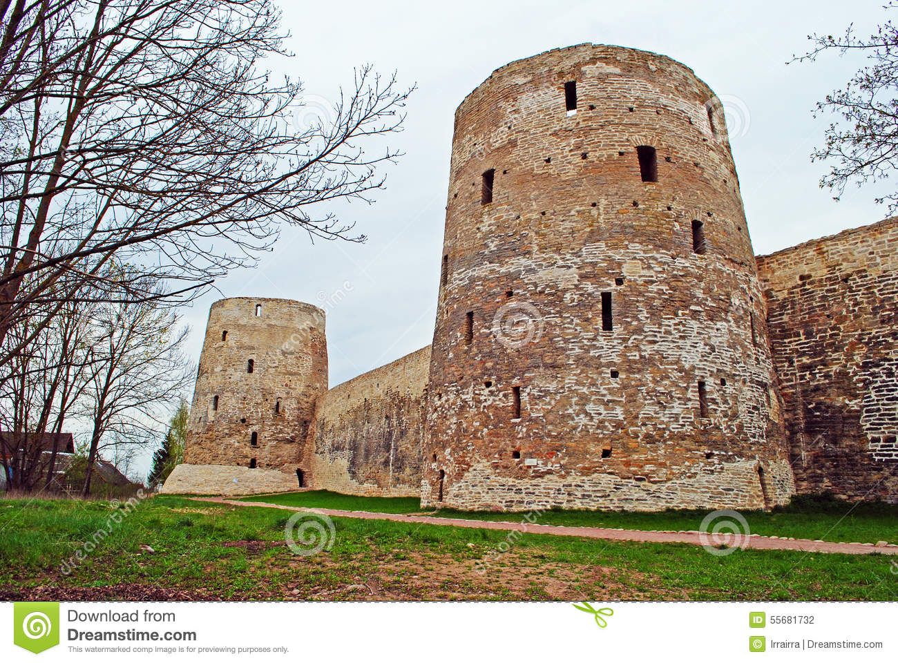 Izborsk fortress, Pskov region: photo and description, history of sights, how to get 34