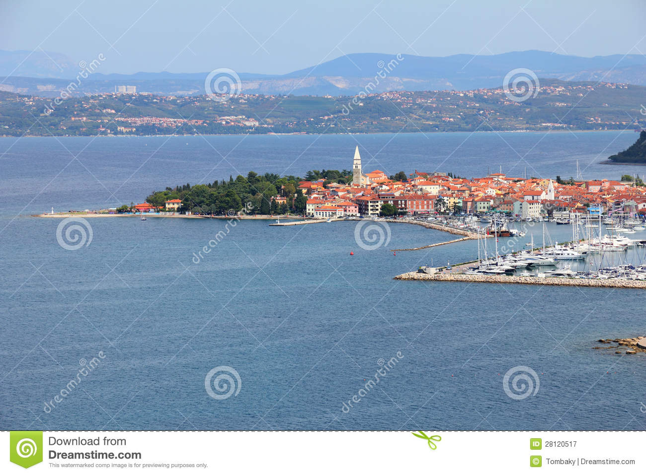 Izola Slovenia  City pictures : Izola, Slovenia, Europe Royalty Free Stock Photography Image ...