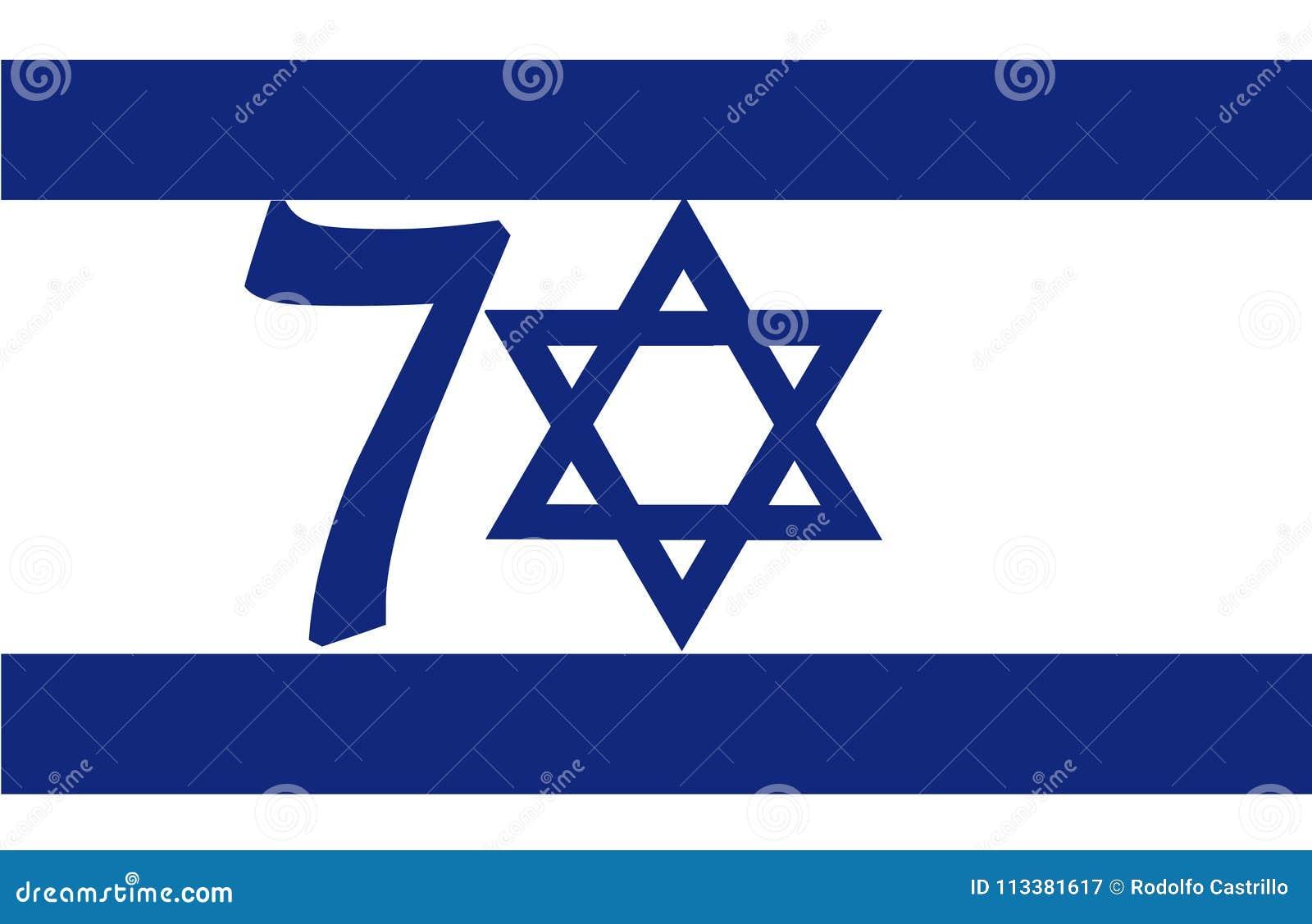 IZRAEL SIEDEMDZIESIĄT rok podstawa