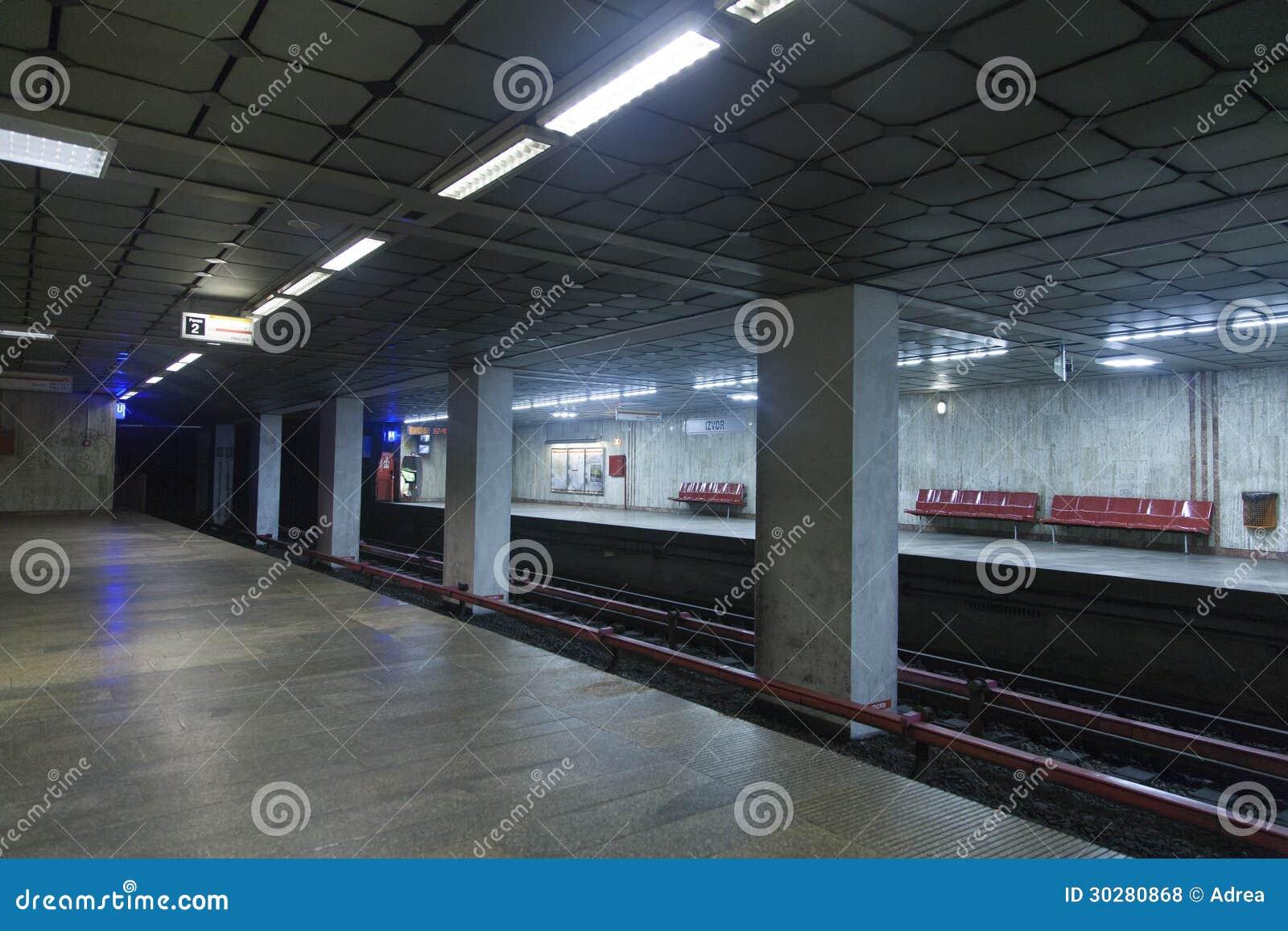Izvor地铁