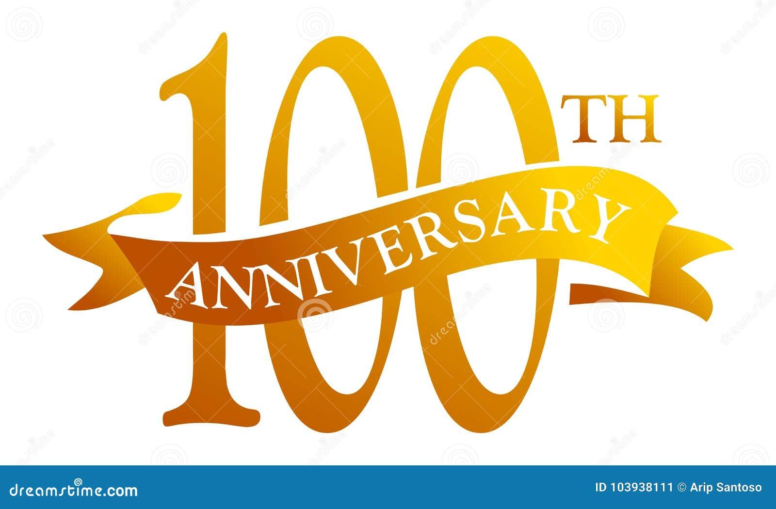 100-jähriger Band-Jahrestag