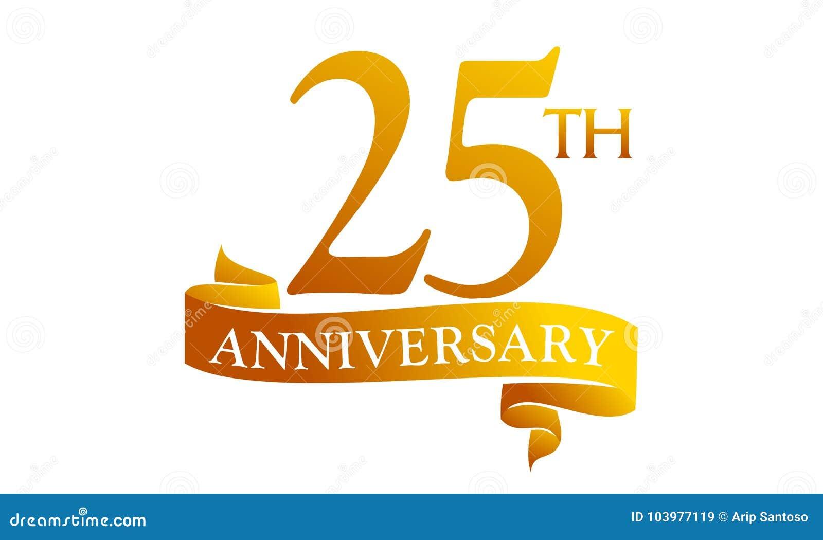 25-jähriger Band-Jahrestag