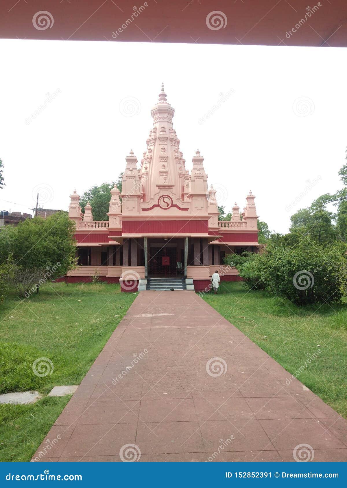 Jähriger indischer Tempel 150