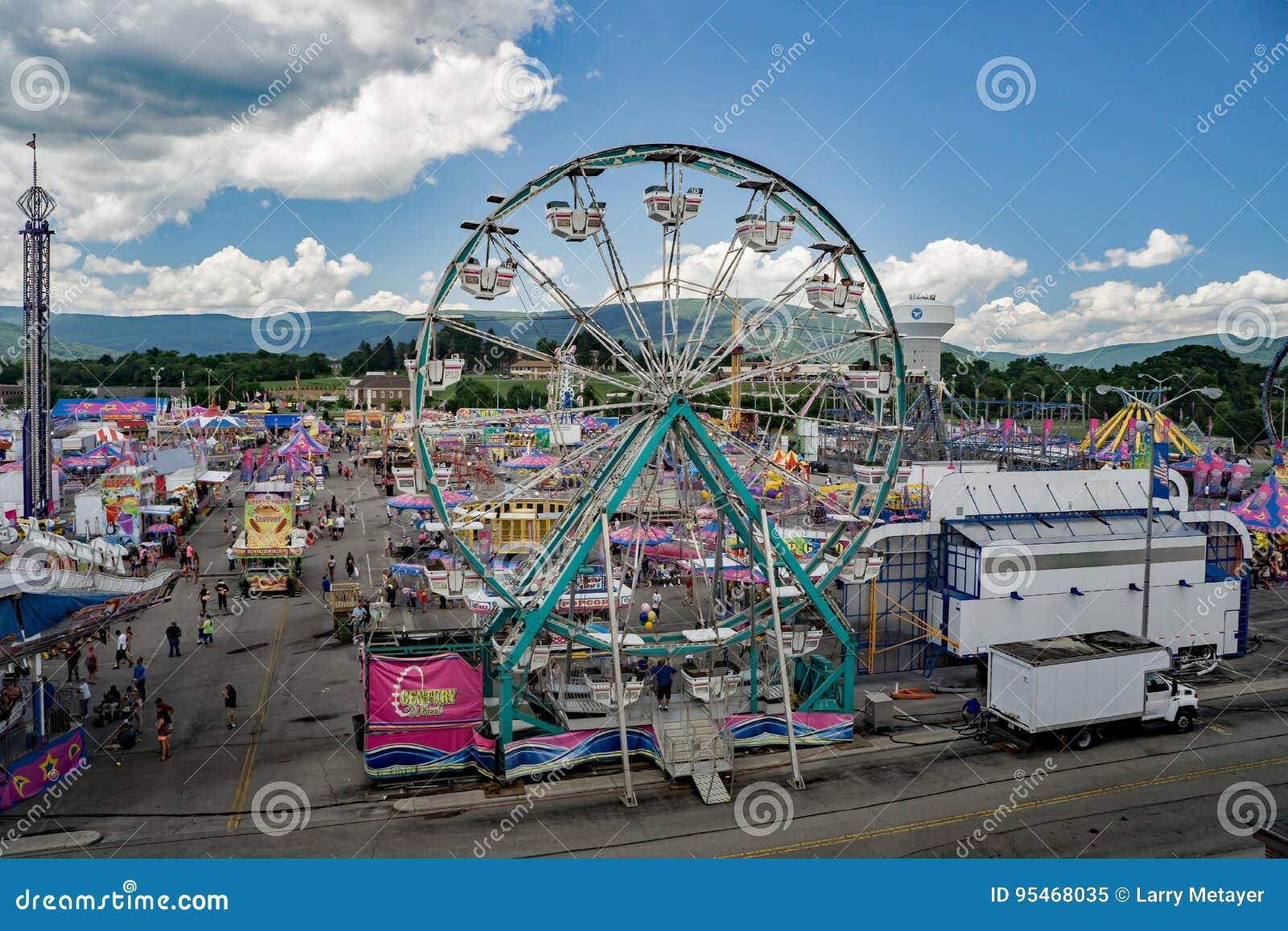 17. jährliche Salem Fair