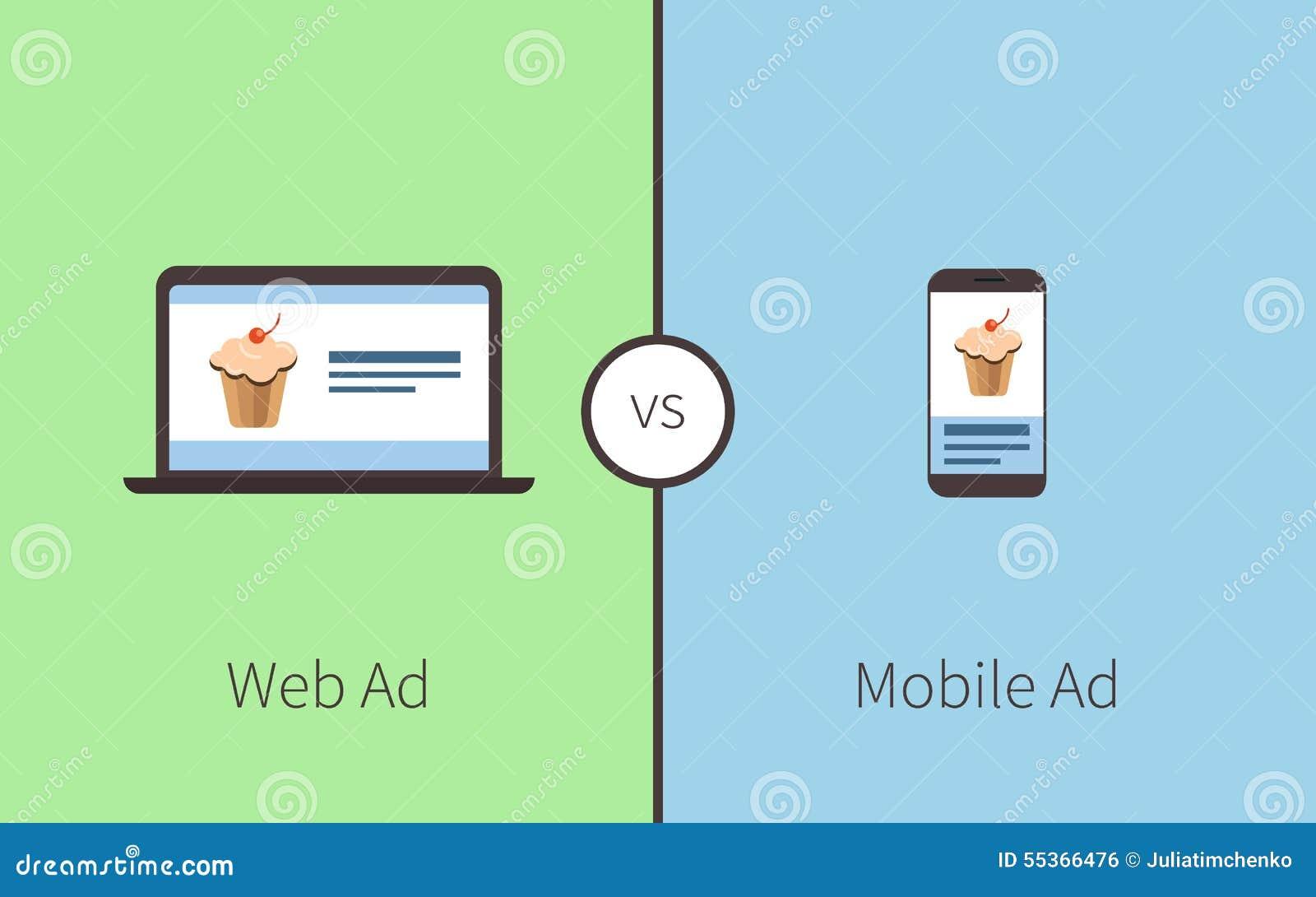 Jämföra av advertizingen