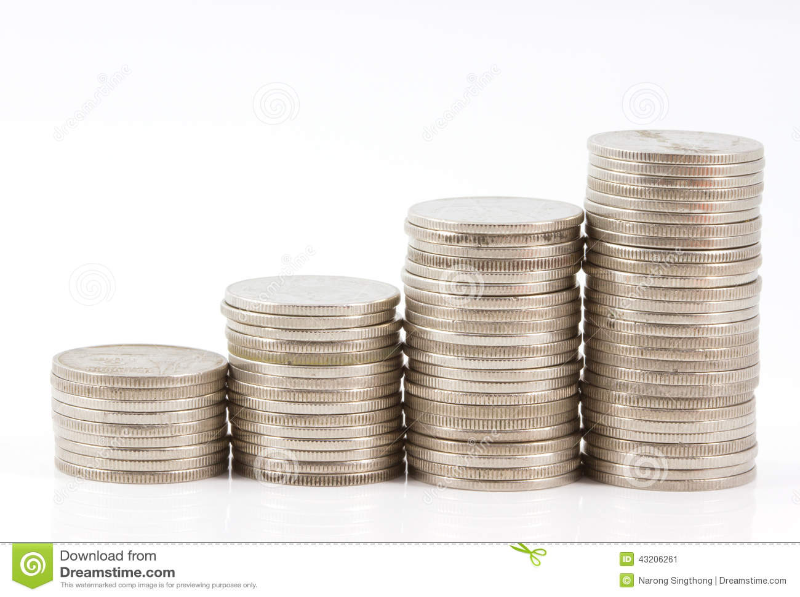 Download Jämnt mynt stock illustrationer. Illustration av skatt - 43206261