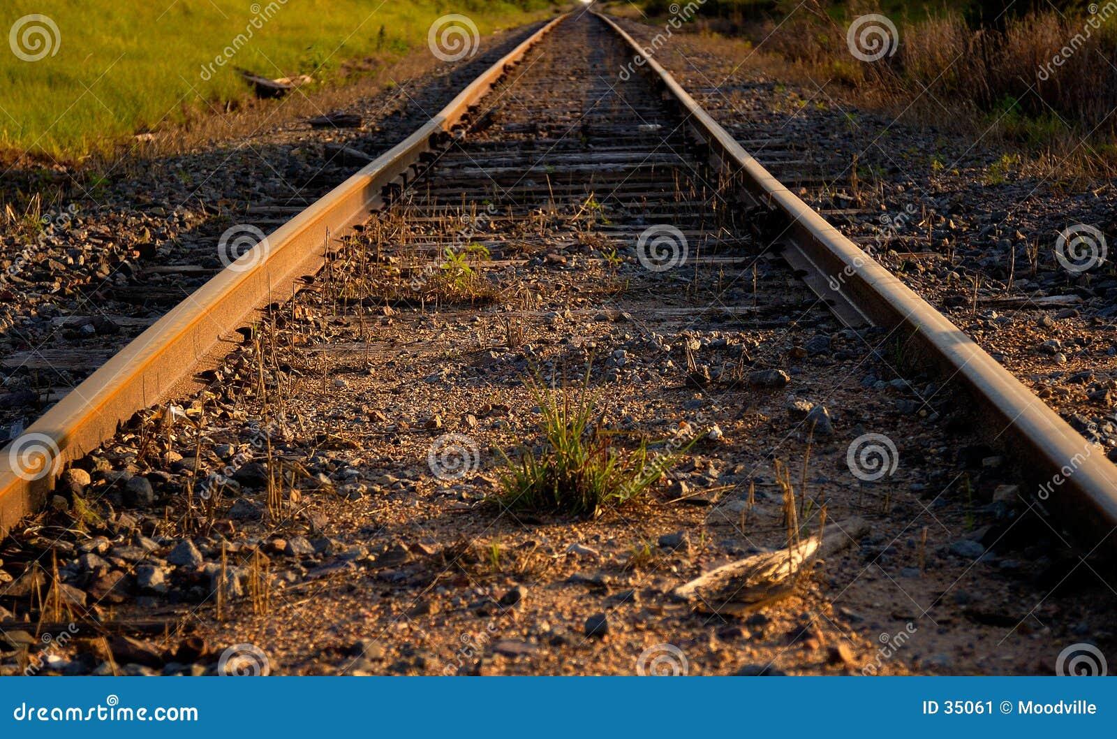 Järnvägspår
