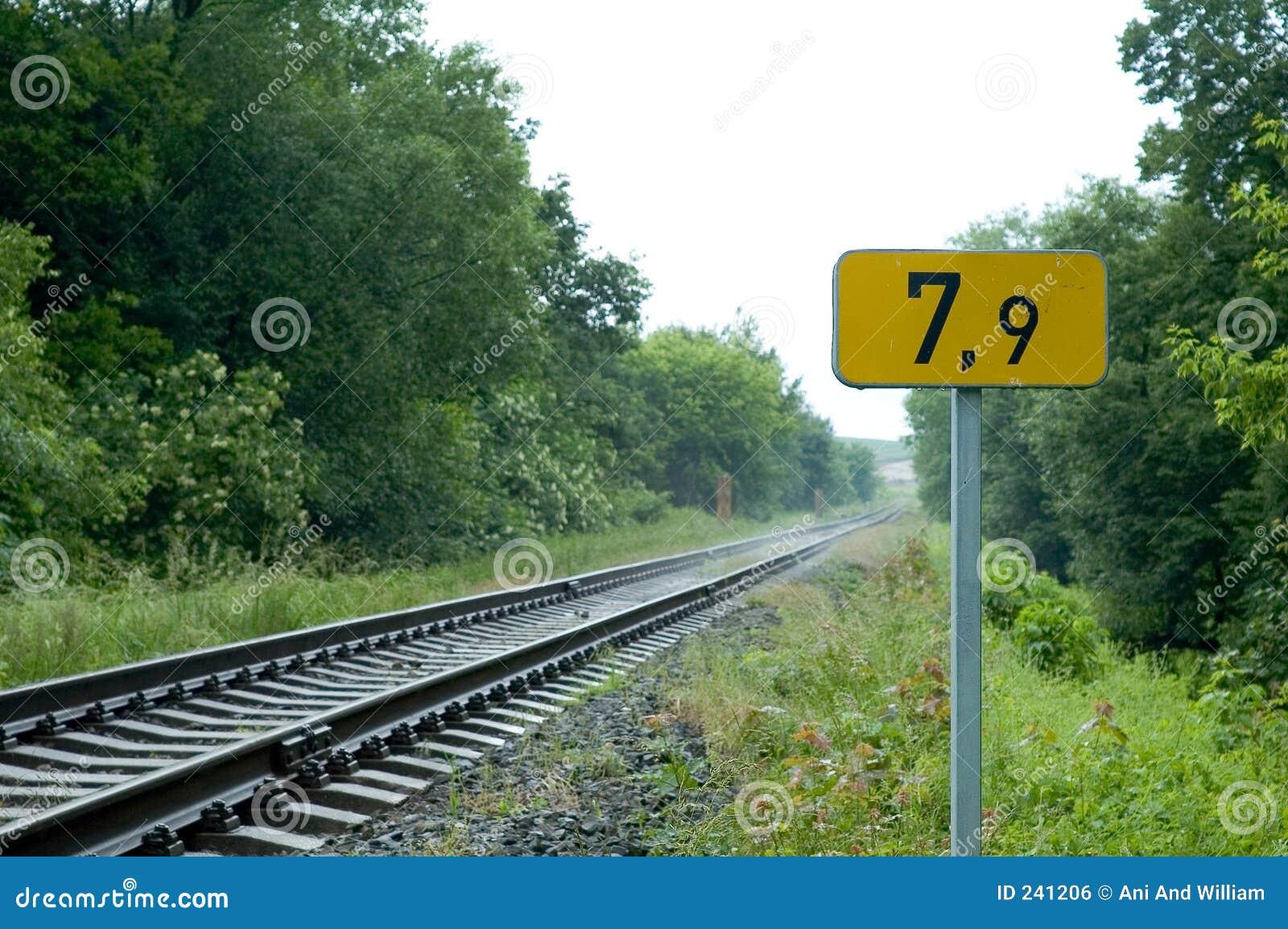 Järnvägtecken