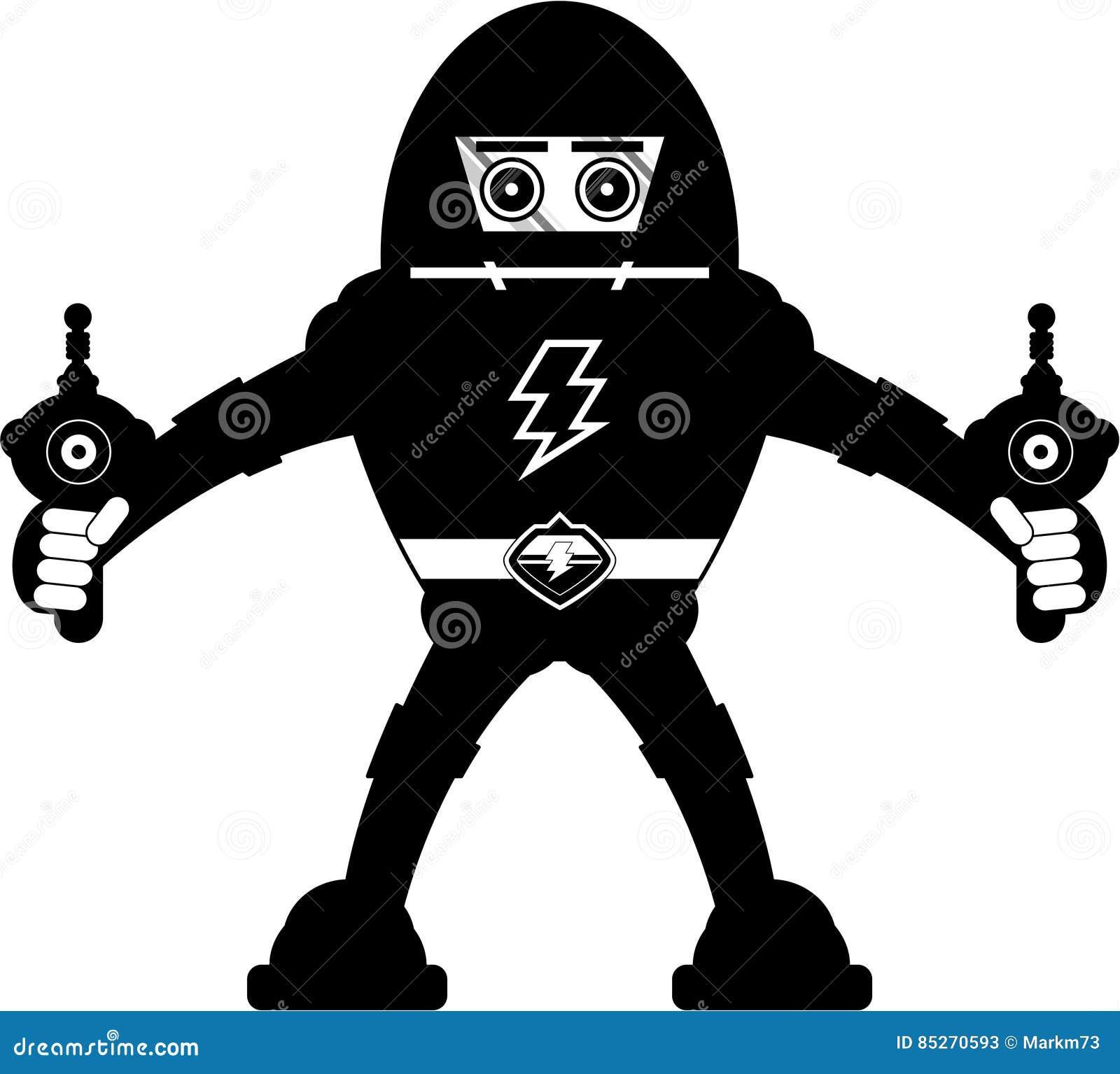 JätteMecha robot