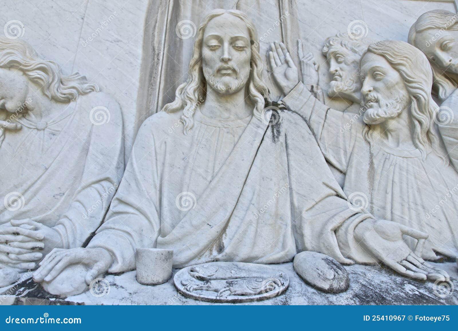 Jésus le dernier dîner
