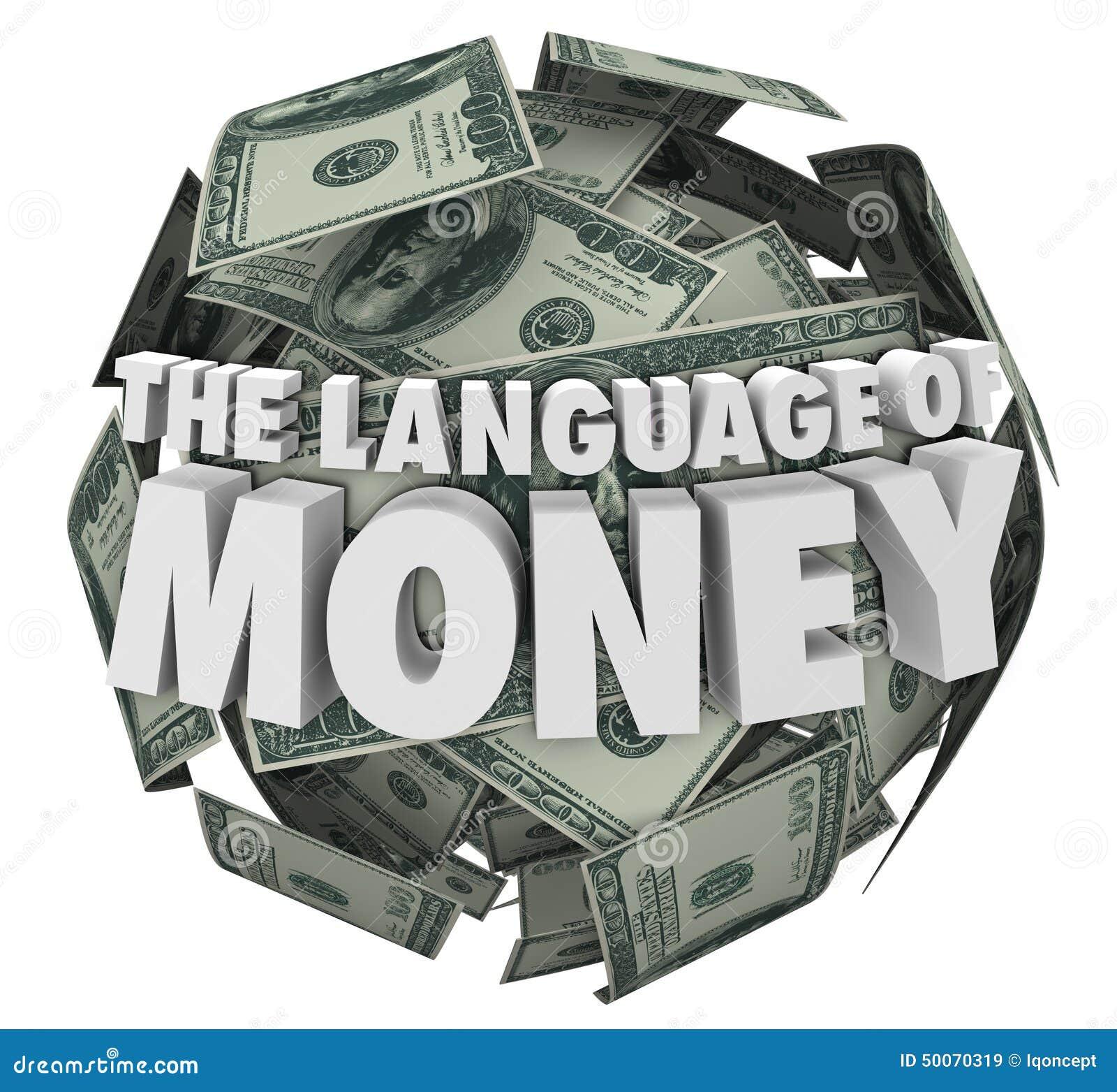 Język pieniądze księgowości Finansowy Budżetuje uczenie