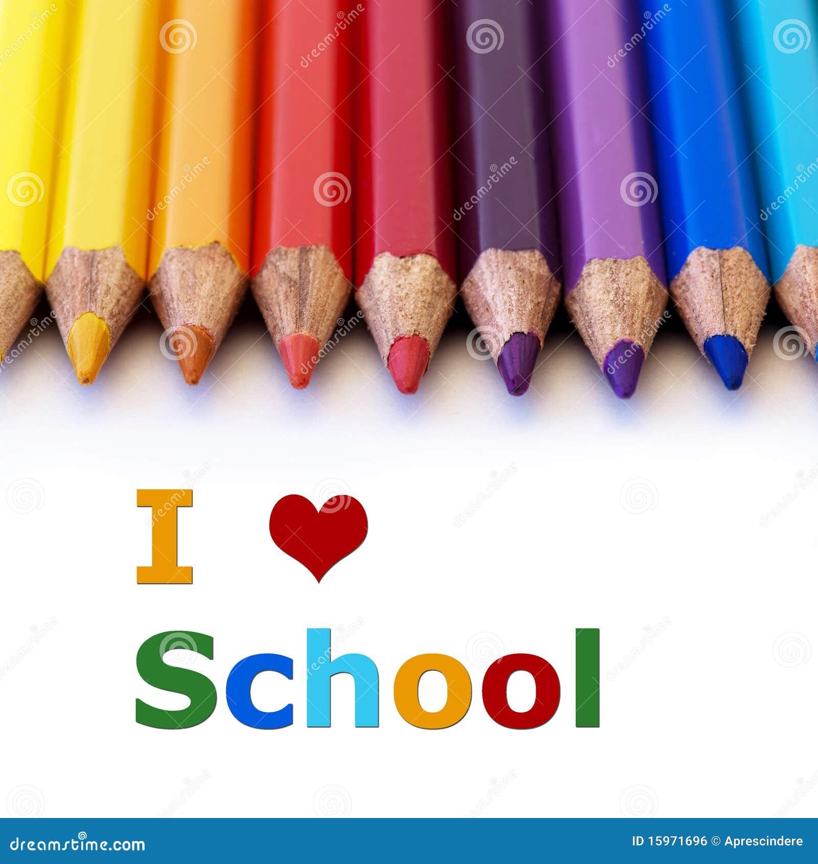 J aime l école