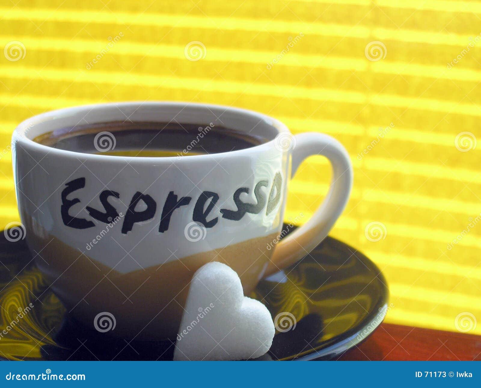 J aime le café