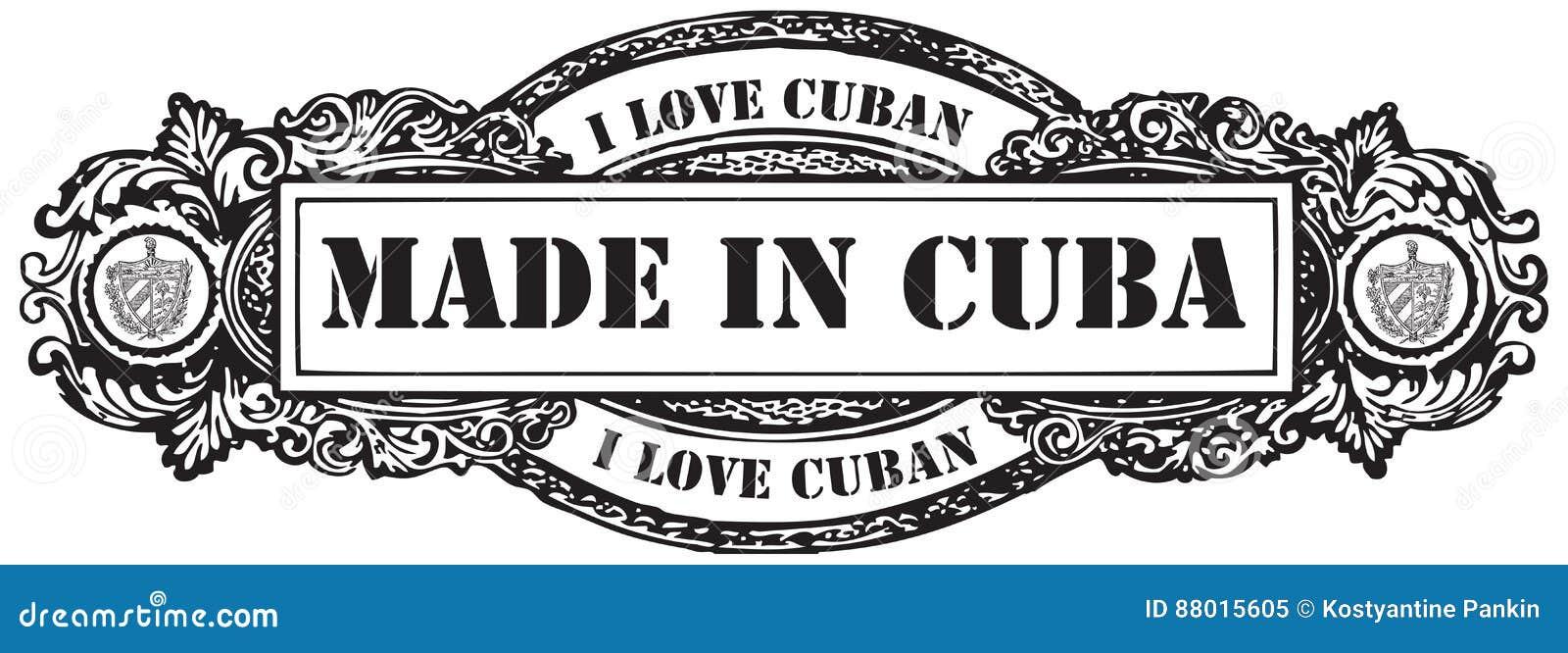 J aime le Cubain