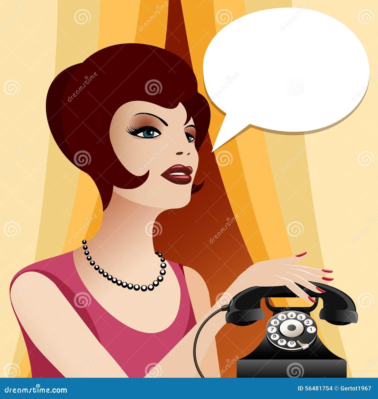 J appelle le femme