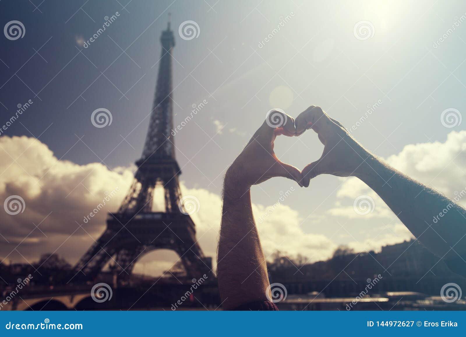 Ja kocham Paris