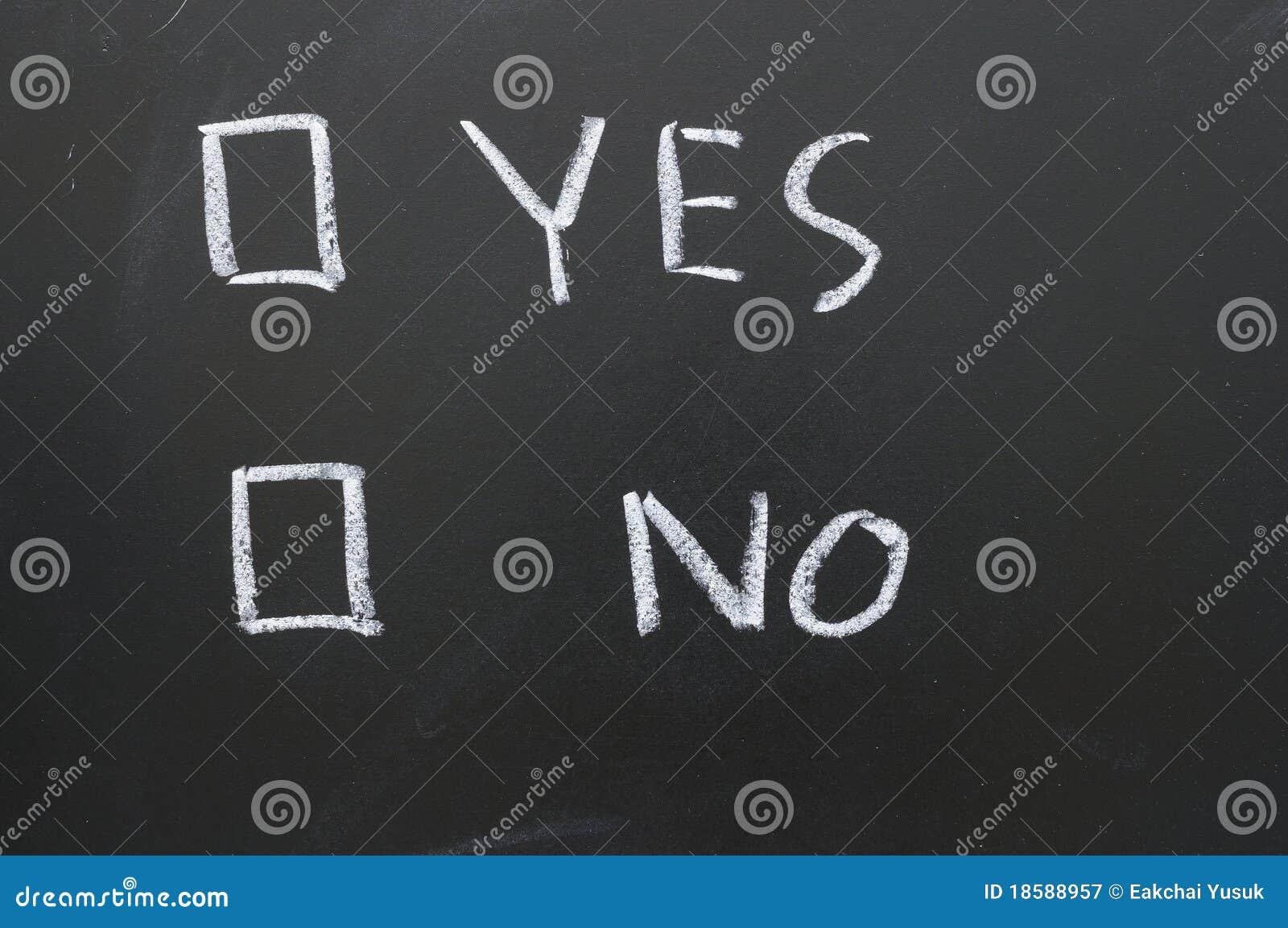 Ja und keine Checkkästen auf Tafel