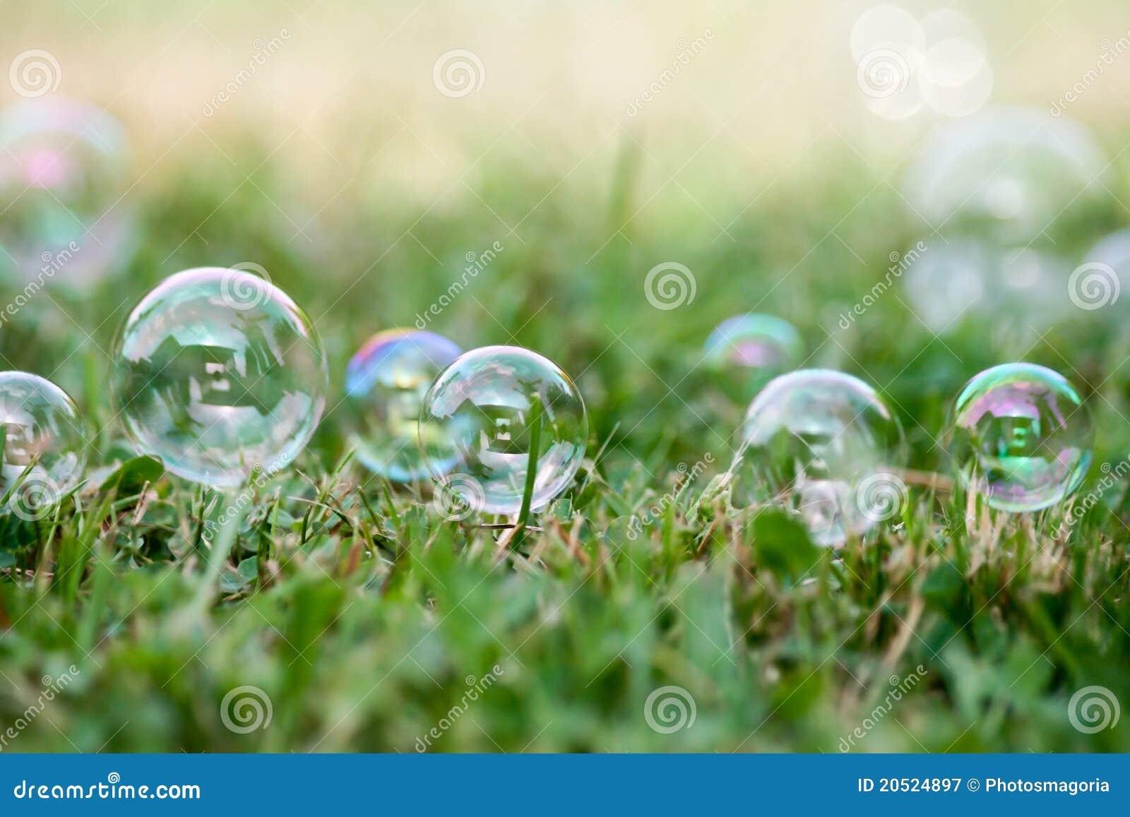 Jabón-burbujas