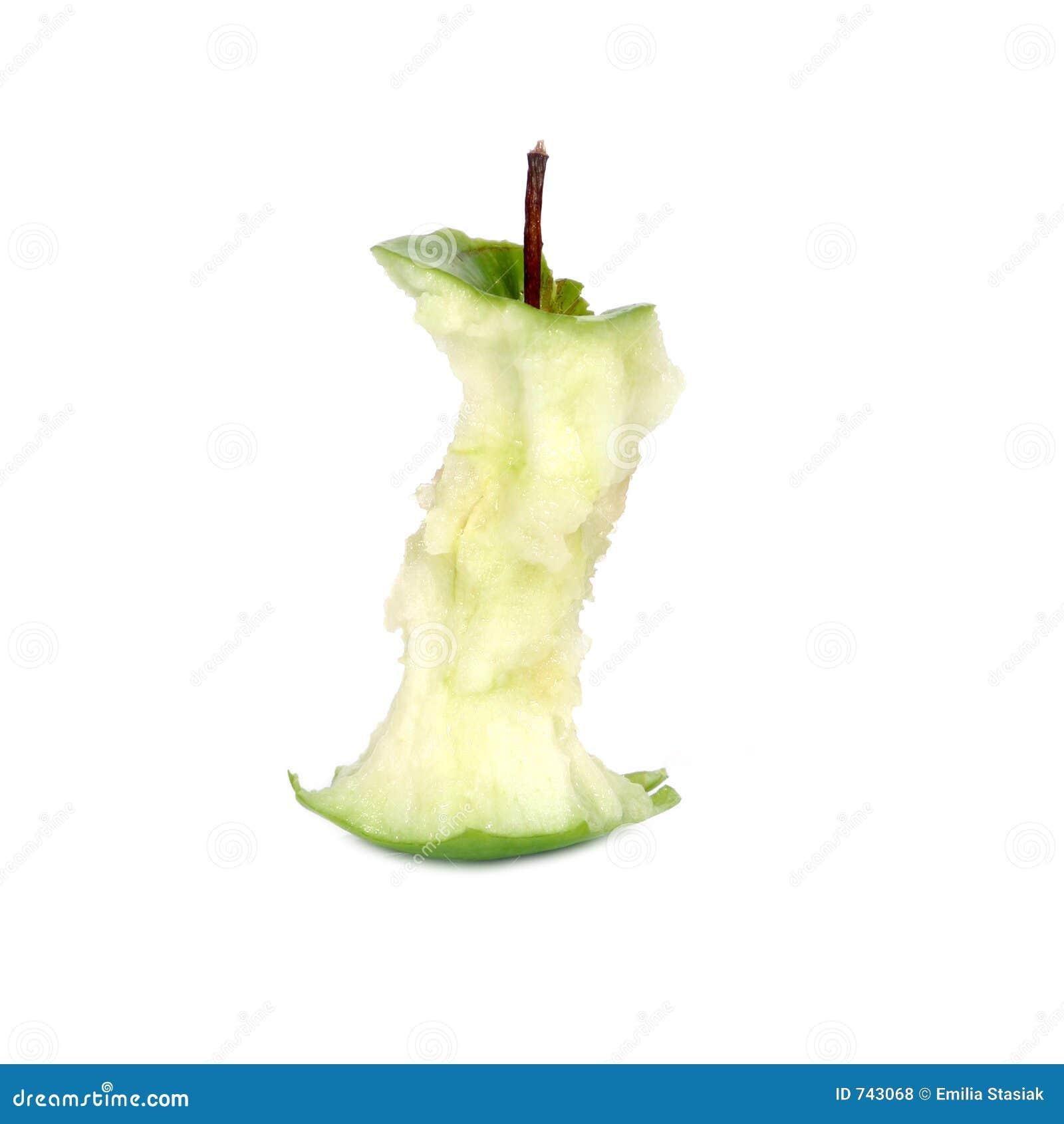 Jabłczana green rdzenia