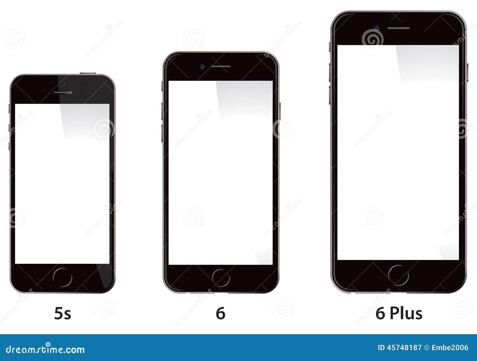 Jabłczany iPhone 5s 6 Plus