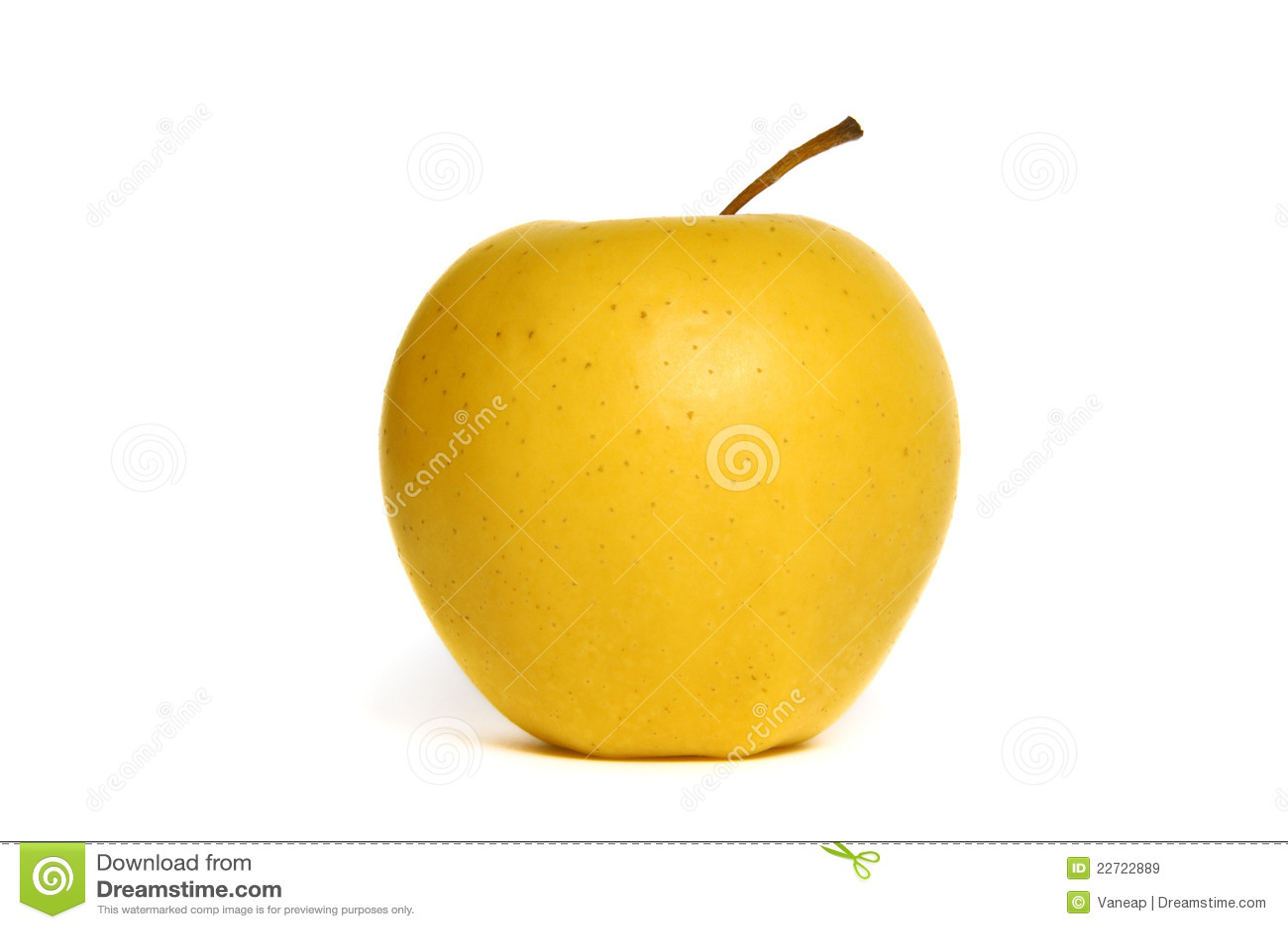 Jabłczany kolor żółty