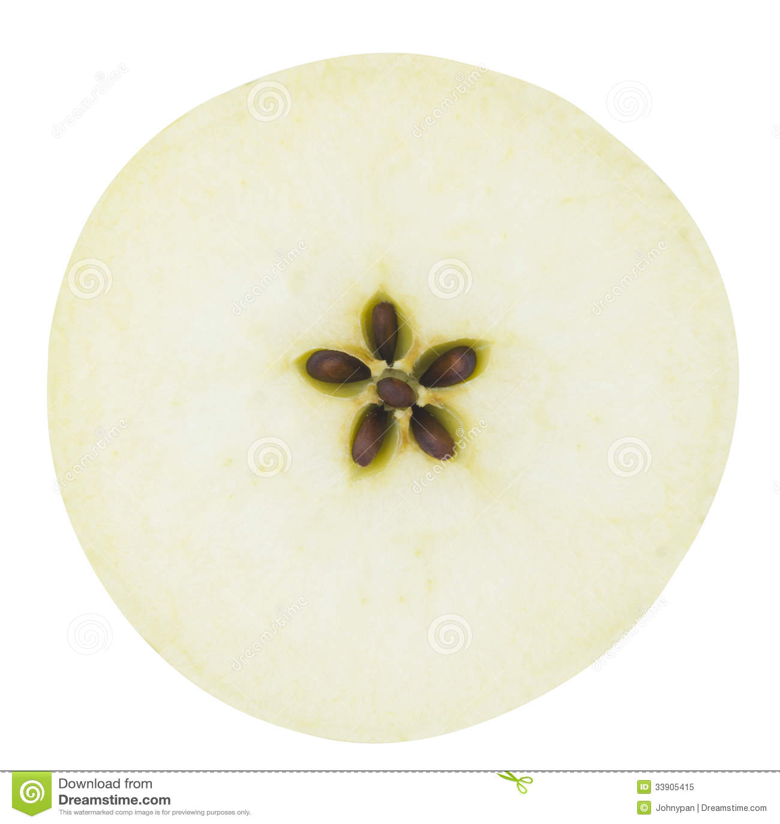 Jabłczany plasterek
