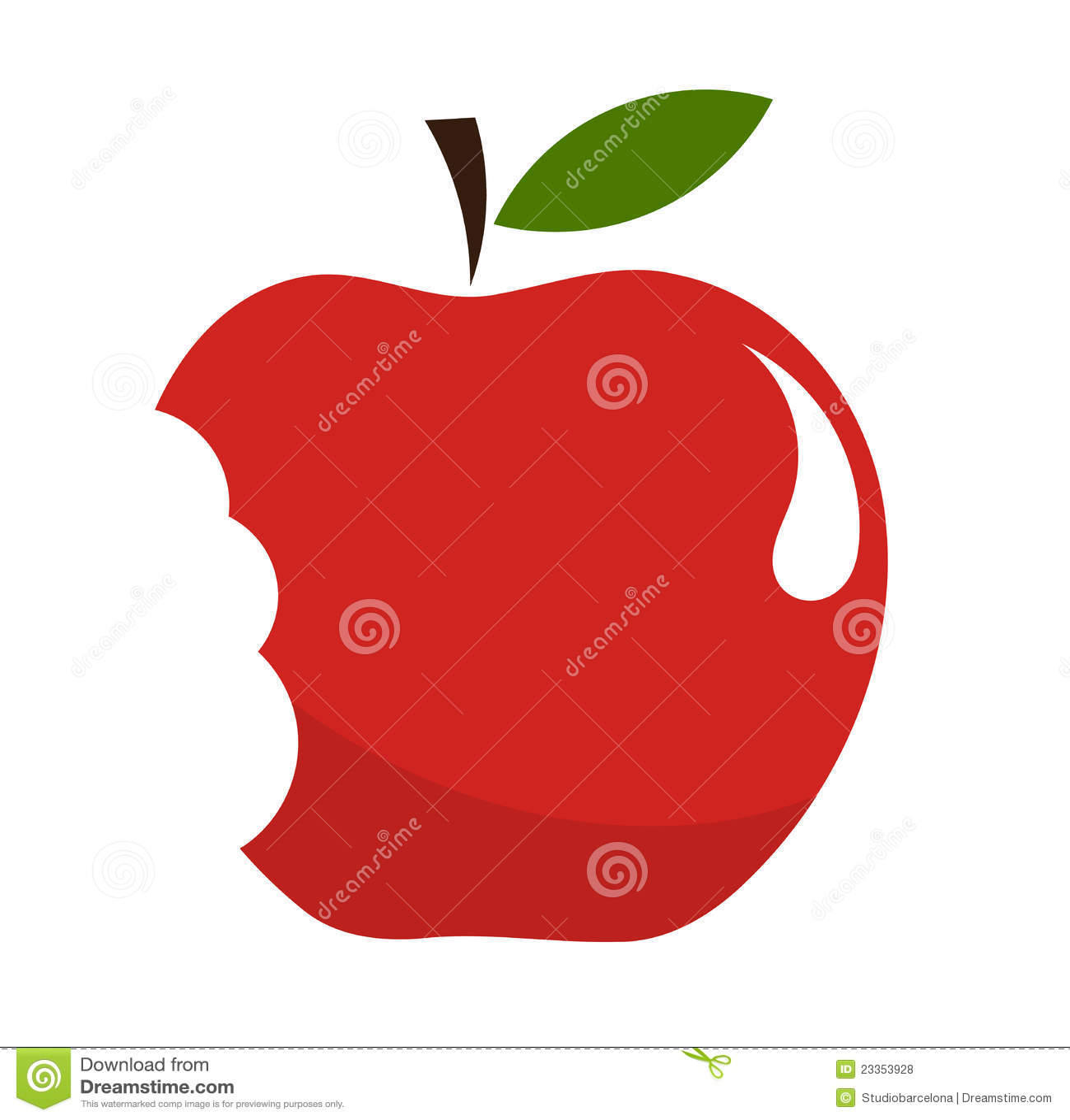Jabłko gryźć