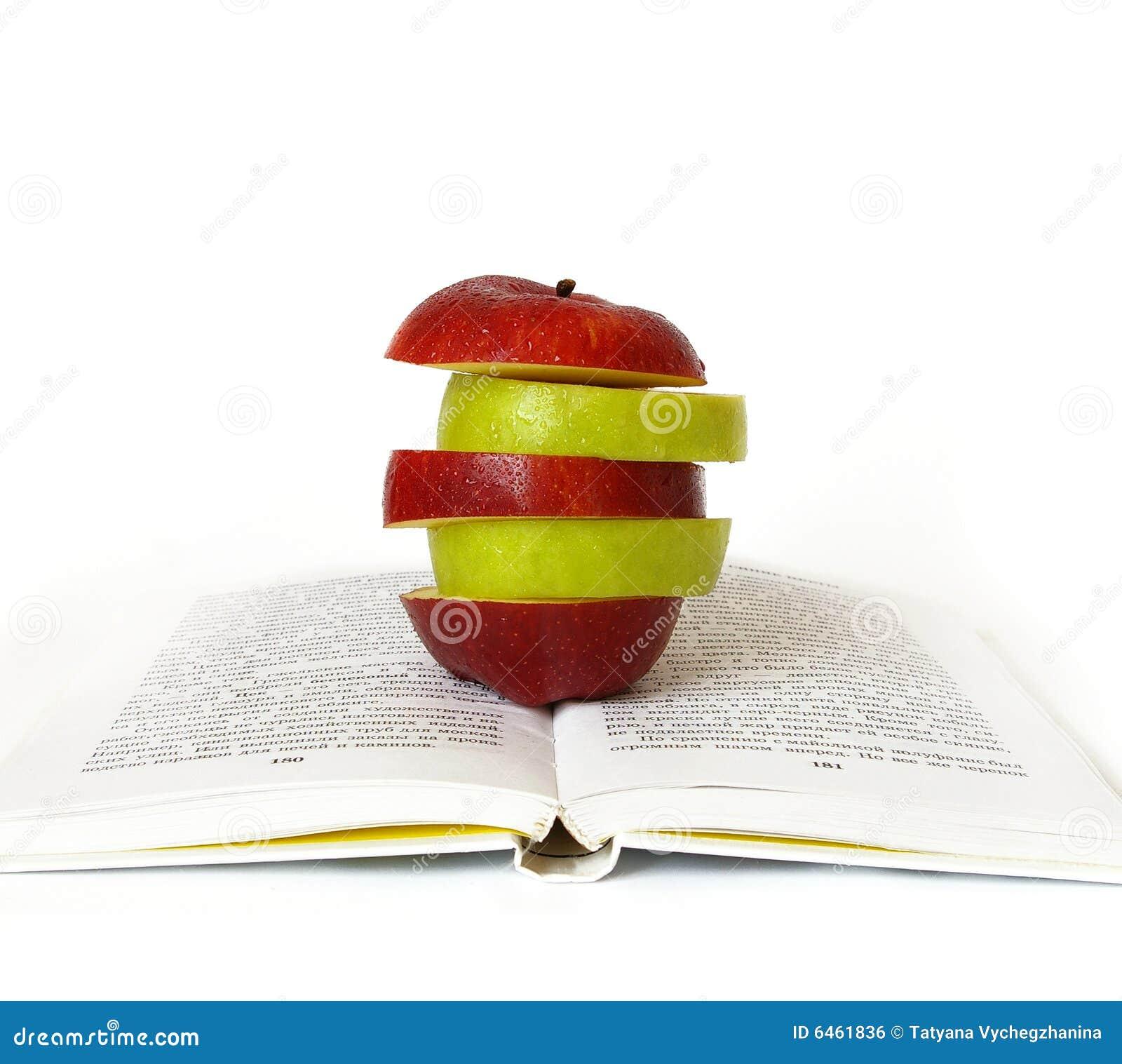 Jabłko książka