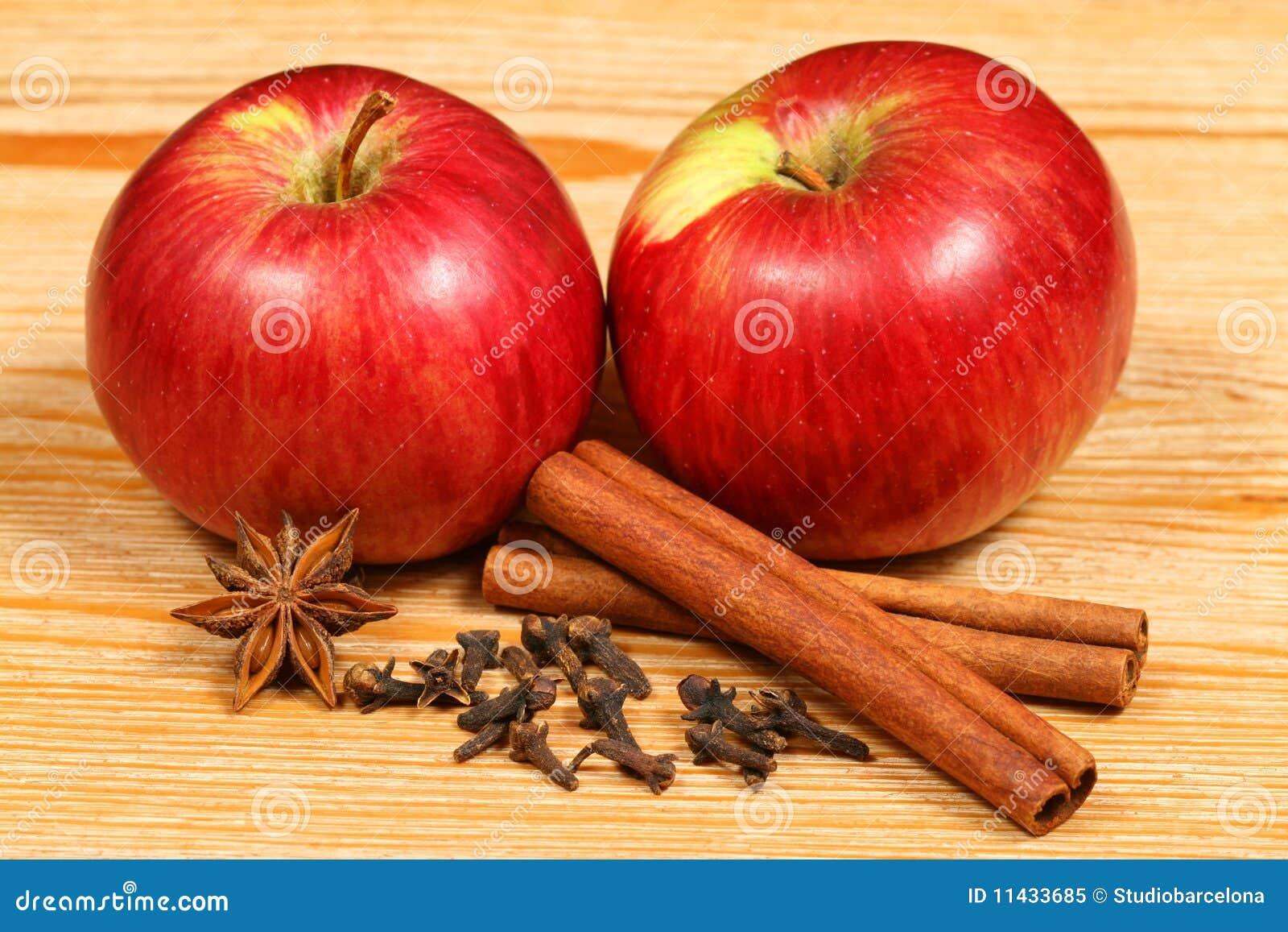 Jabłko pikantność