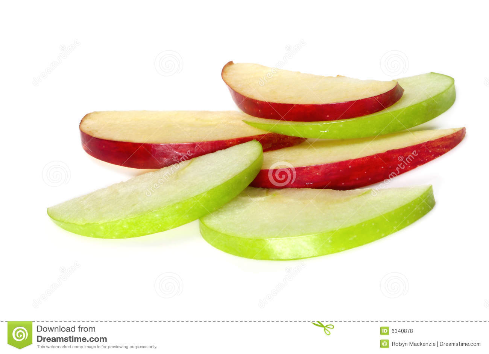 Jabłko plasterki