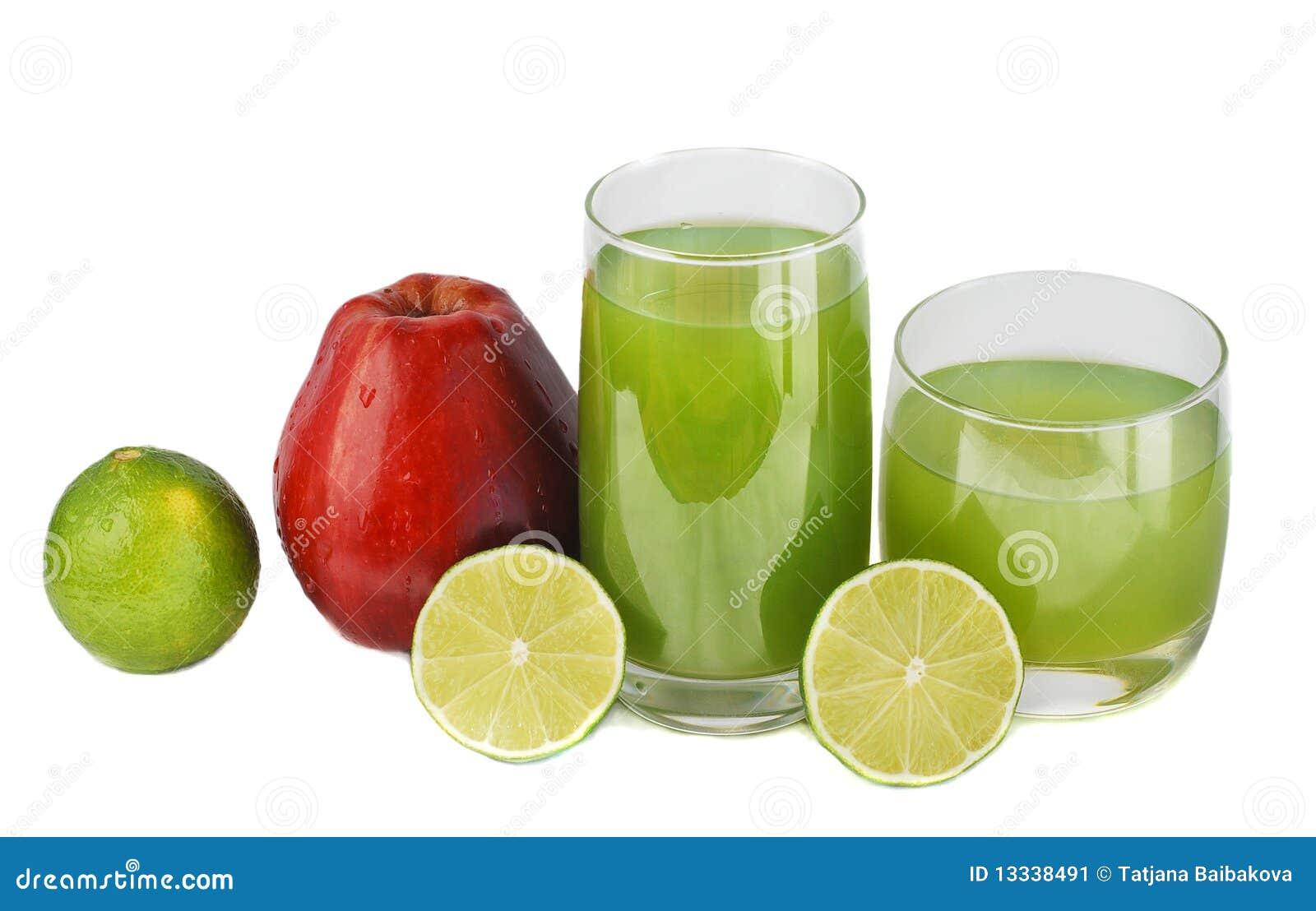 Jabłczanego soku wapno