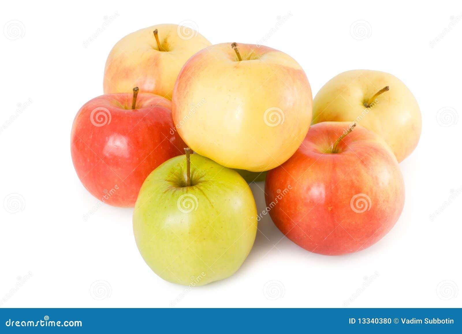 Jabłka rozsypisko