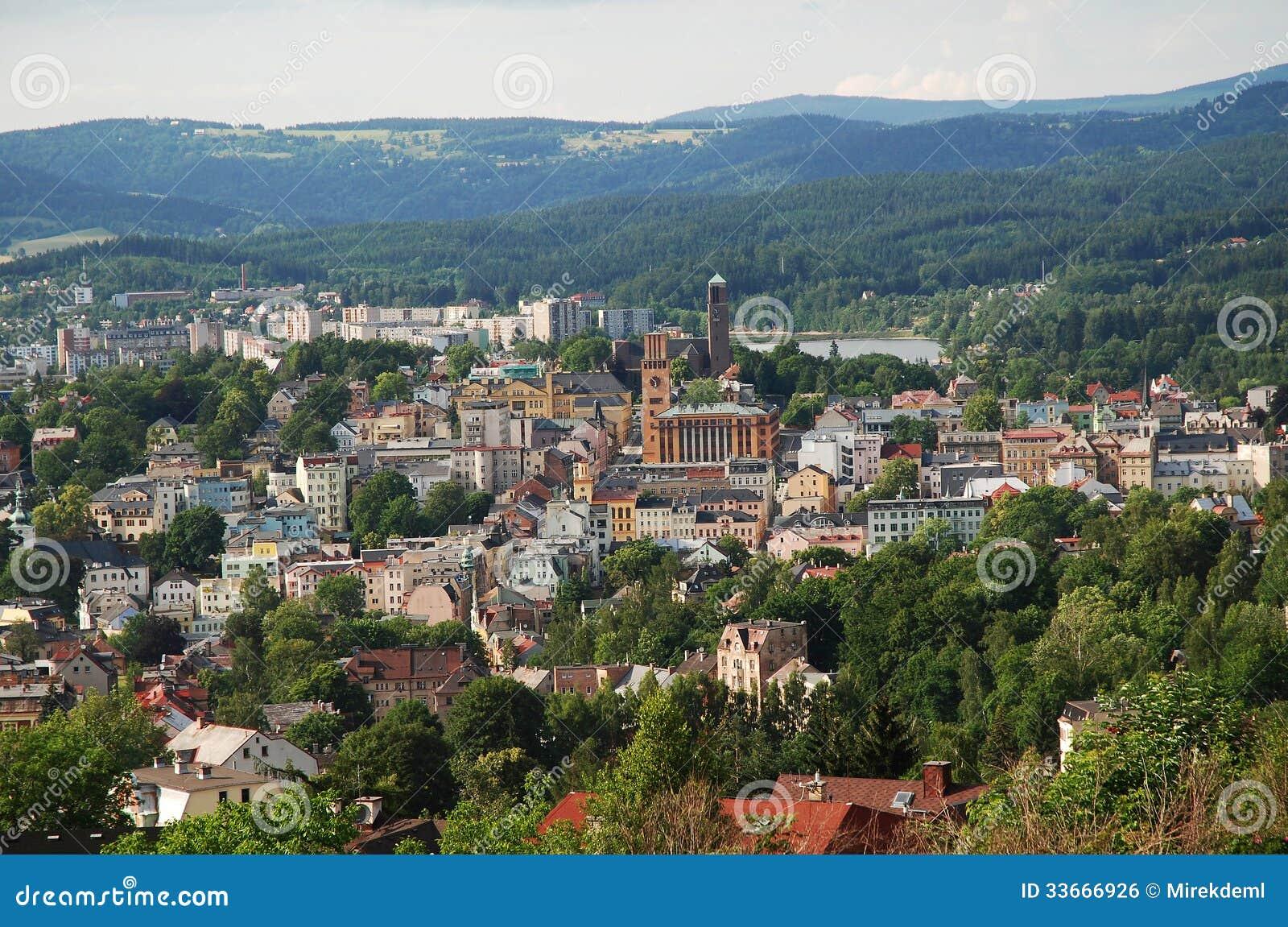 Jablonec nad Nisou Czech Republic  city photo : Jablonec Nad Nisou, Czech Republic Royalty Free Stock Image Image ...