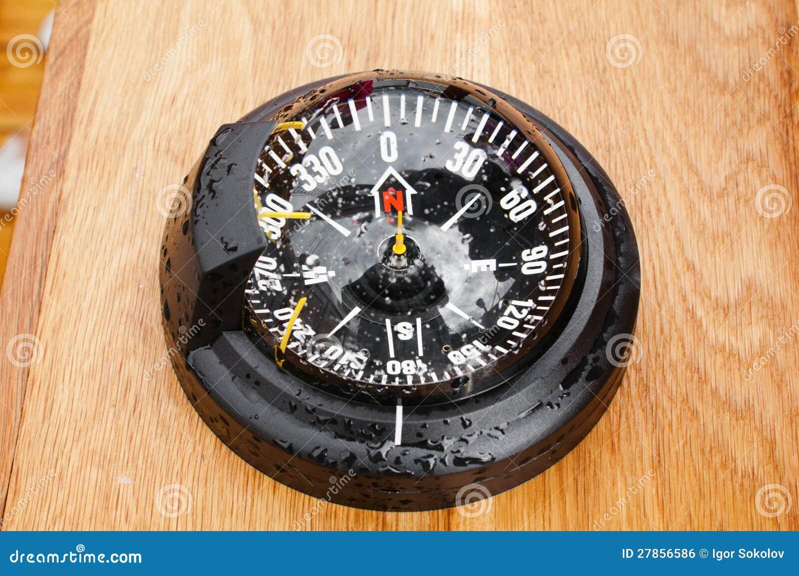 Jachtu kompas