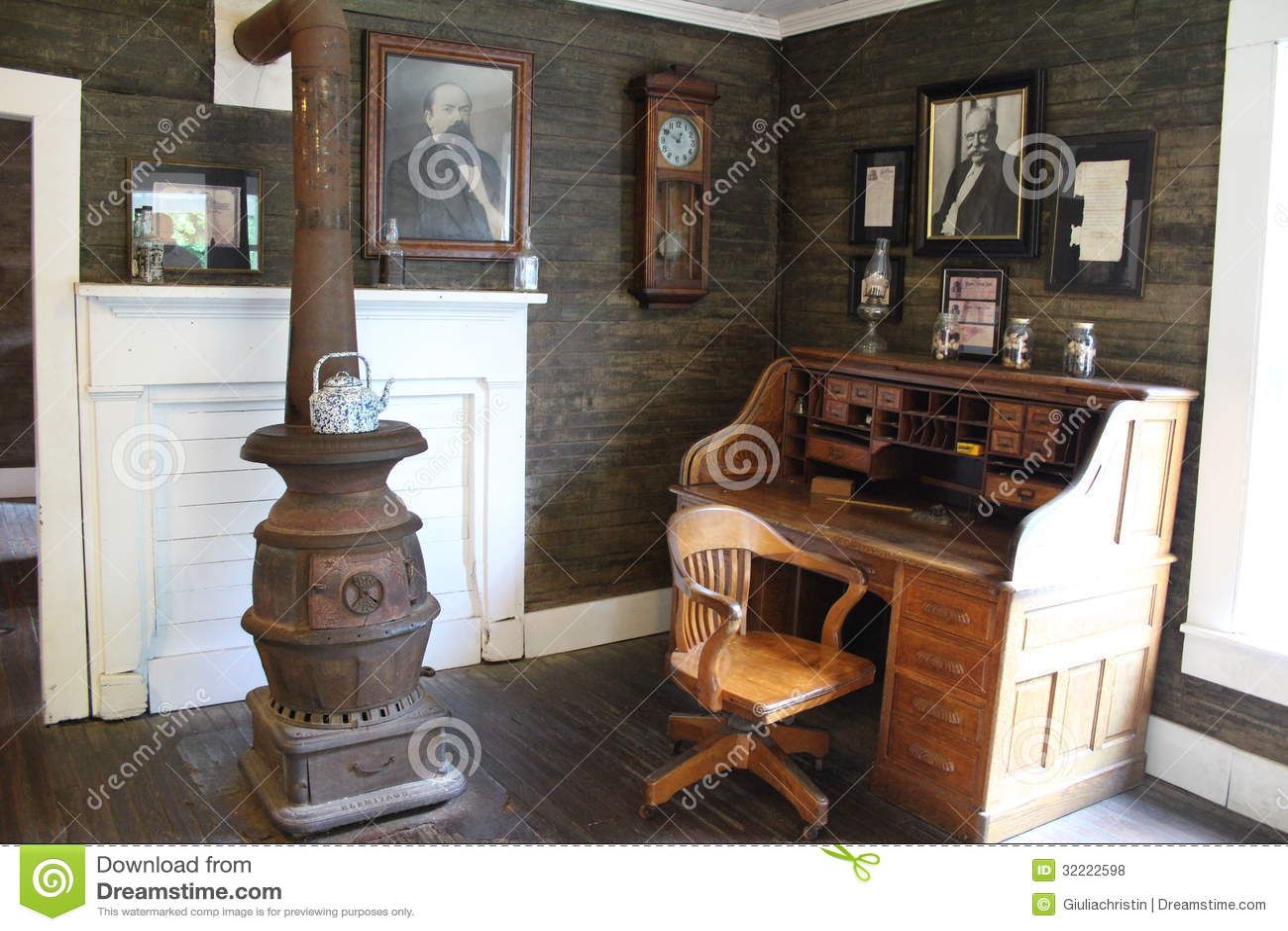 Jack Daniel destylarnia - biuro