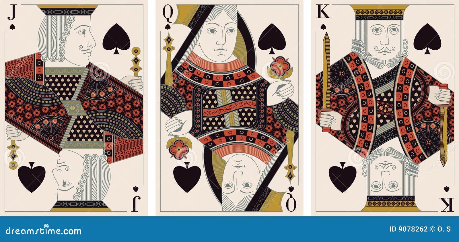 King Queen Jack